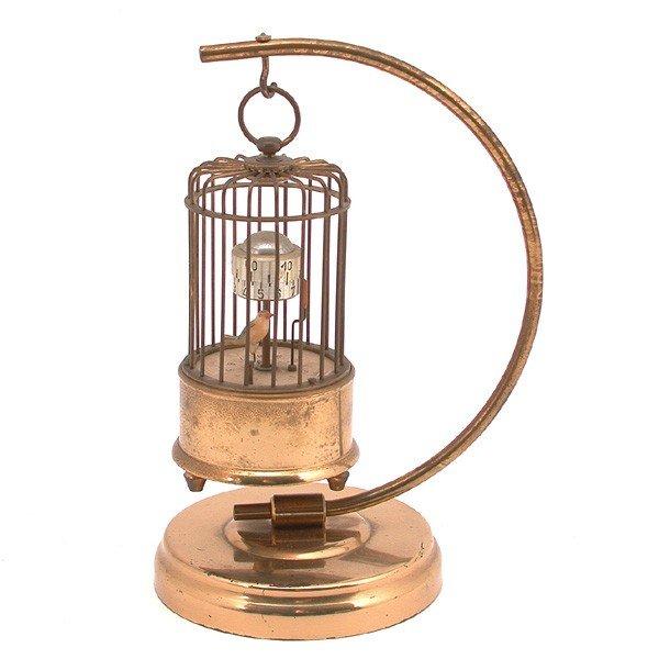 17: Kaiser Bird Cage Alarm Clock