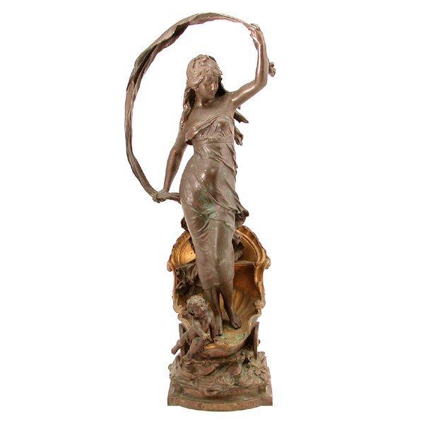 1: Auguste Moreau Bronze, Tiffany & Co.