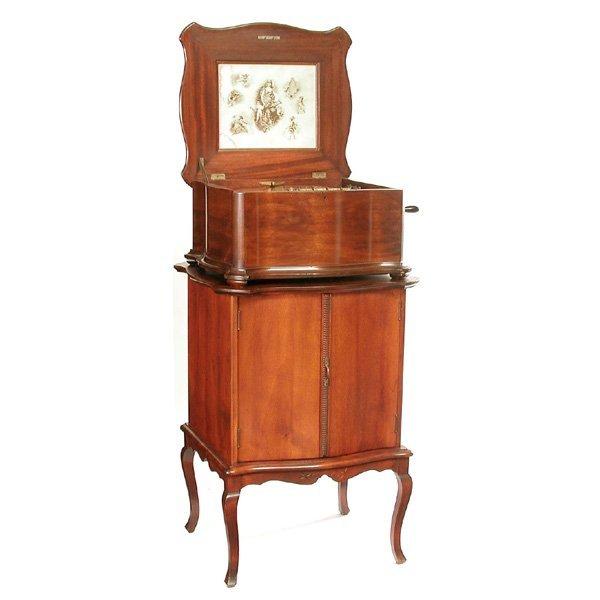 11: Regina Music Box, Late 19th century