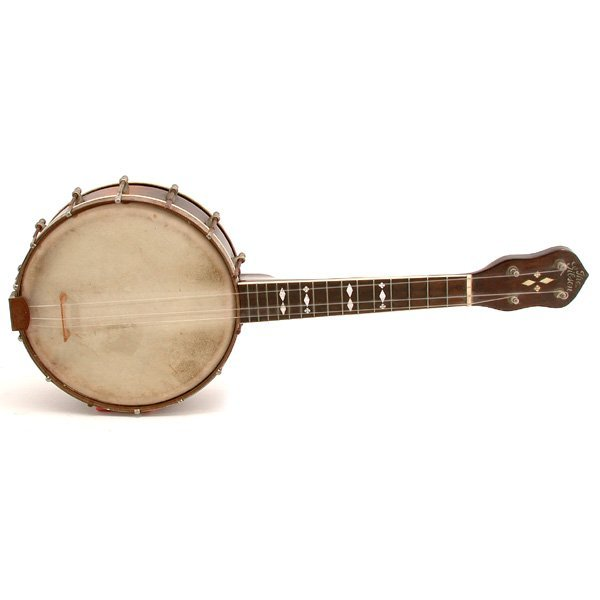 23: Gibson Banjo Ukulele