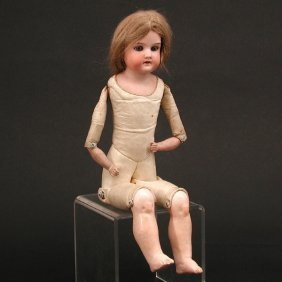 Armand Marsaille Doll, German, 18""