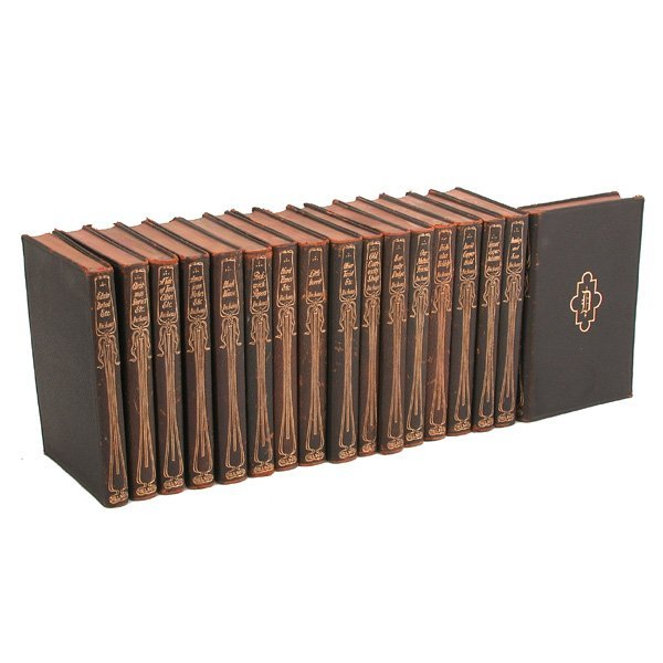 5: Charles Dickens, Works in 17 vols, Nelson & Sons