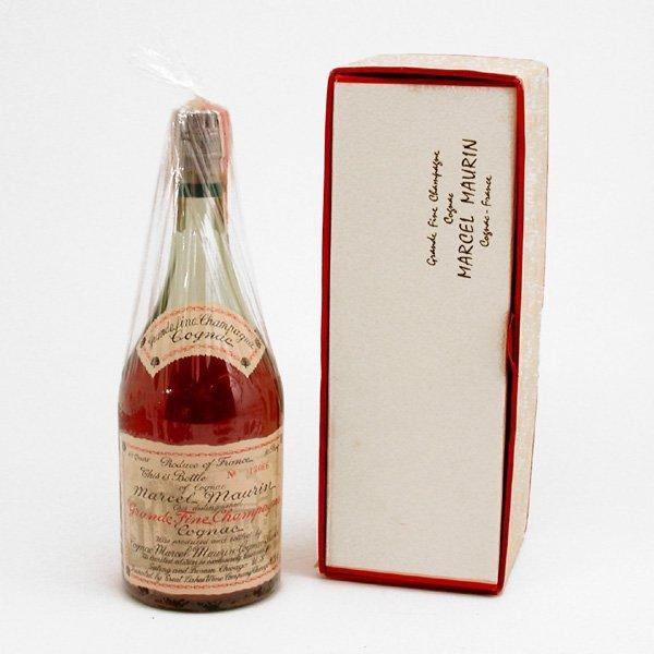 16: Marcel Maurin Cognac, 2 Cases, Unopened
