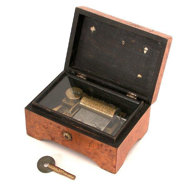 18: Swiss Music Box