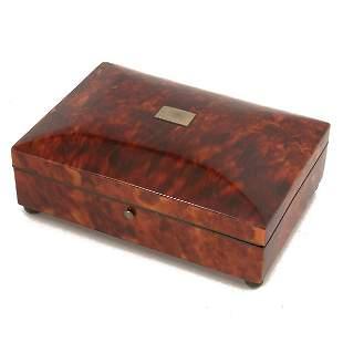 Shell Box, 19th c