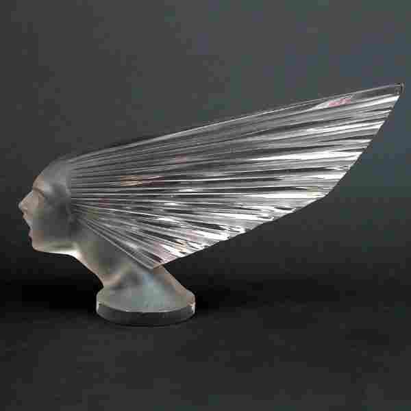 "Rene Lalique Mascot ""Victoire"""