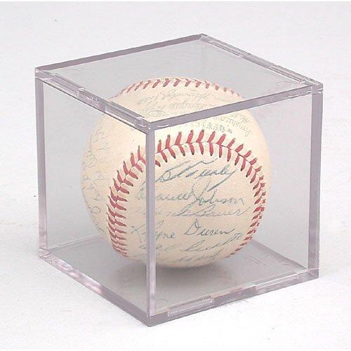 1: 1950s Yankee Game Signed Baseball.