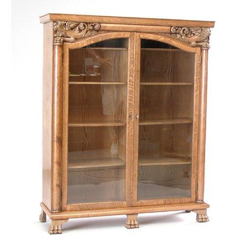 8: Oak Bookcase