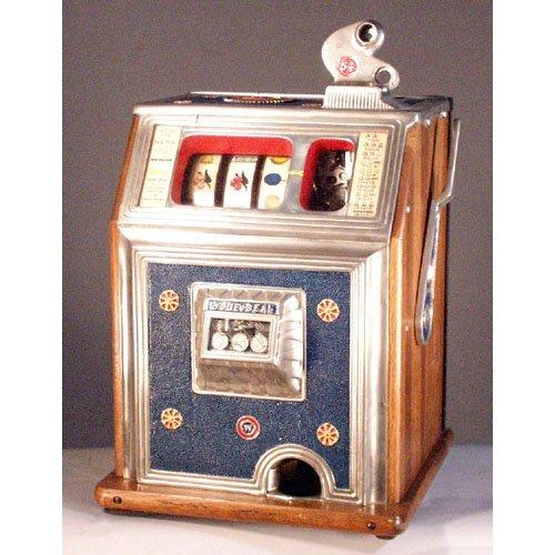 16: Watling 5 cent Slot Machine.
