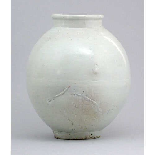 388: Korean Jar 19th C