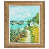 Yolande Ardissone  French b1927 Painting