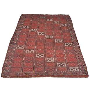 Persian Scatter Rug, Early 20th C