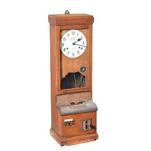 Time Punch Clock