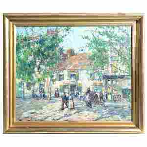 Harry A. Vincent (American 1867-1931), Oil Painting