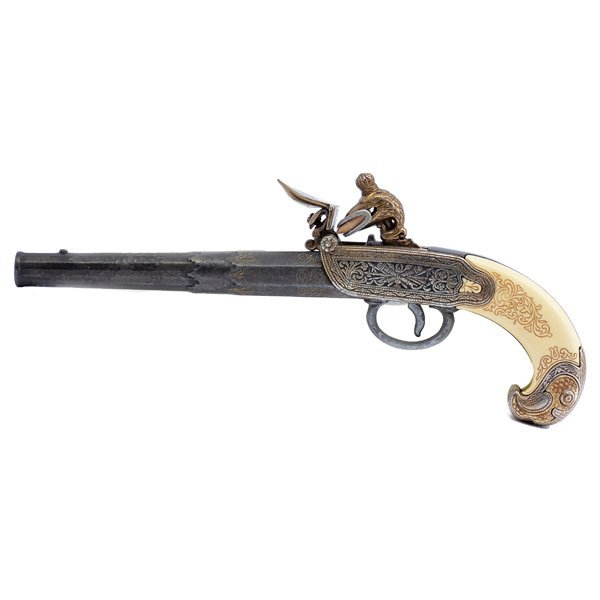 Flint Lock Pistol