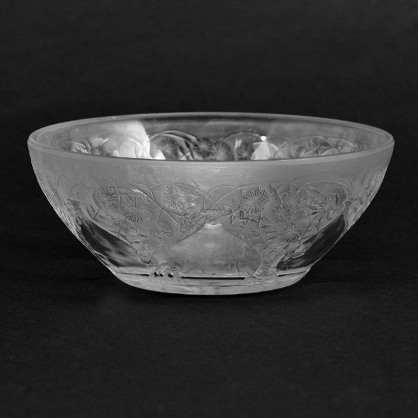 Rene Lalique Small Bowl