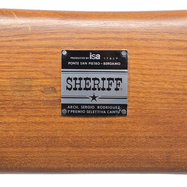 Sergio Rodriguez, Sheriff Chair - 2