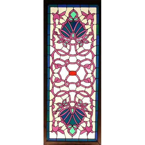 10: Victorian Stained Glass.