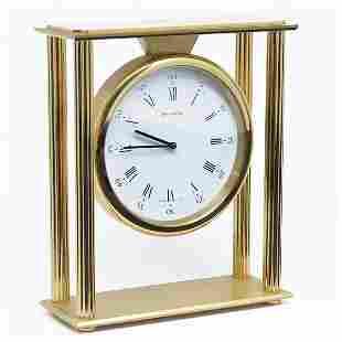 Tiffany & Co. Mantel Clock