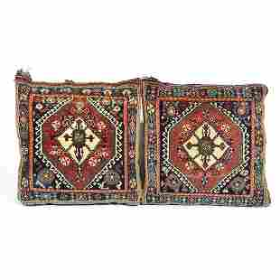 Pair of Quashqai Bag/ Pillows