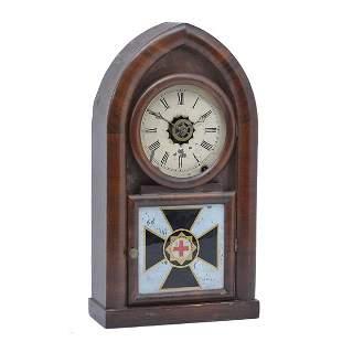 American Gothic New Haven Clock Co. Mantel Clock