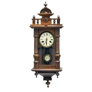 Junghans Regulator Clock
