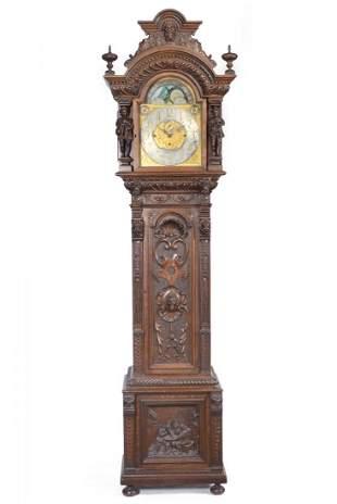Tiffany & Co. Tall Case Clock