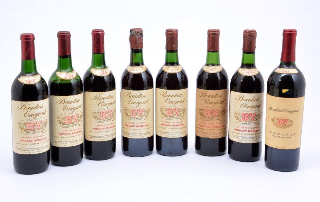 Beaulieu Vineyard Georges de Latour Private Reserve