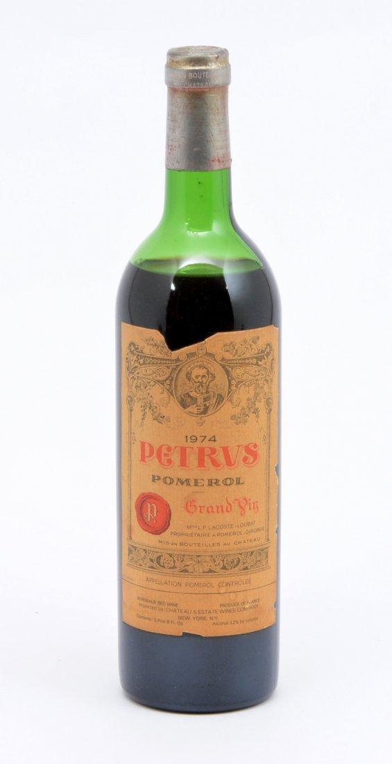 1974 Petrus Pomerol Grand Vin