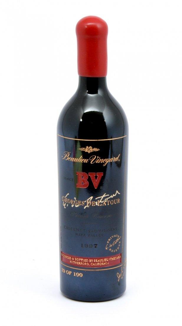 1997 Beaulieu Vineyard Georges de Latour Private