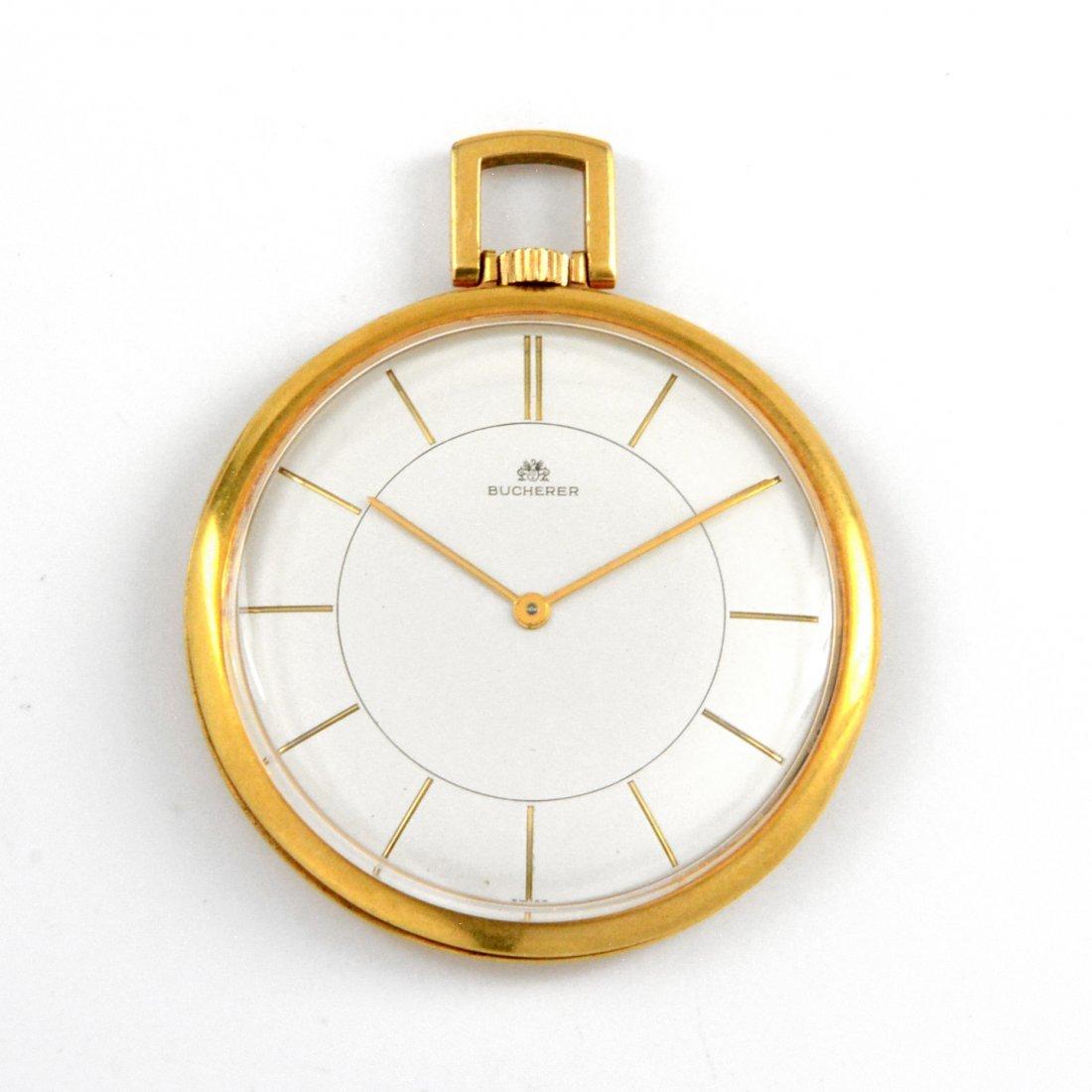 Bucherer Pocket Watch