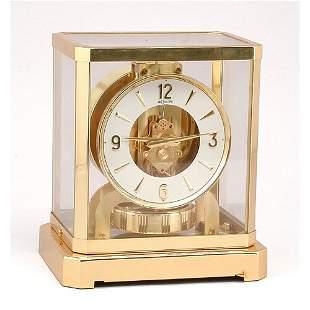 Le Coultre Atmos Clock.