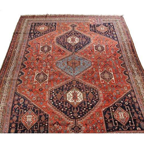 8: Persian Carpet