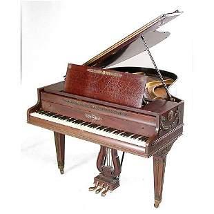 Chickering, Baby Grand Piano