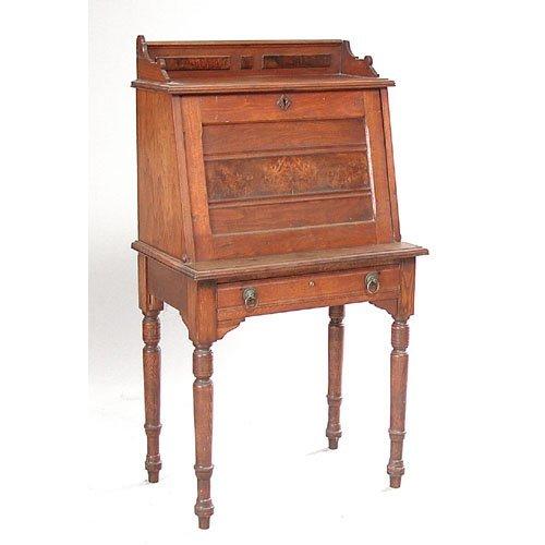 14: Victorian Eastlake Desk
