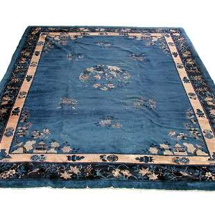 Early 20th c. Chinese Carpet