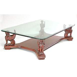 Griffin Base Coffee Table
