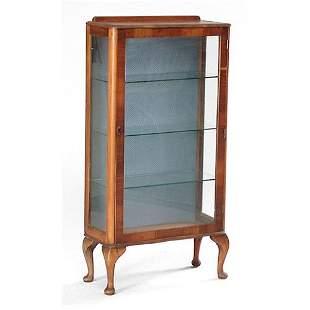 Curio Cabinet.