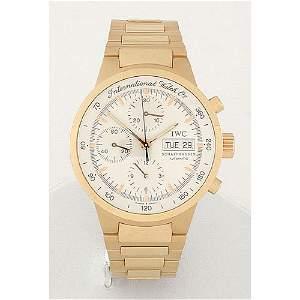 212: IWC 18kyg wrist watch