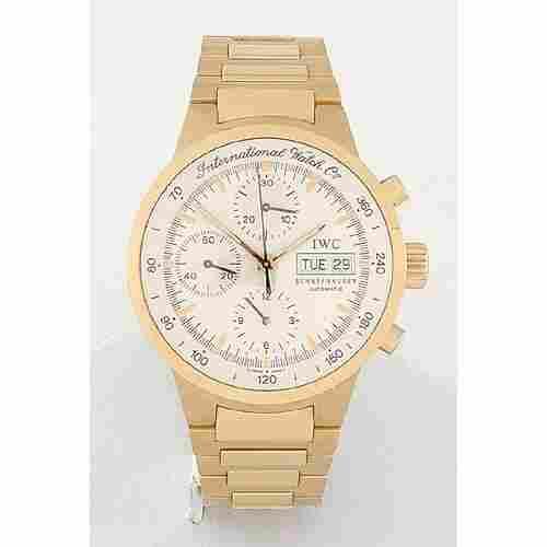 IWC 18kyg wrist watch