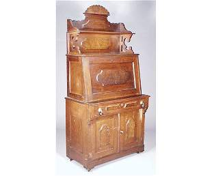Victorian Drop Front Desk.