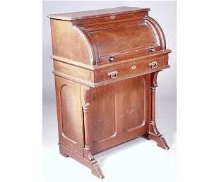 Victorian Davenport Desk.
