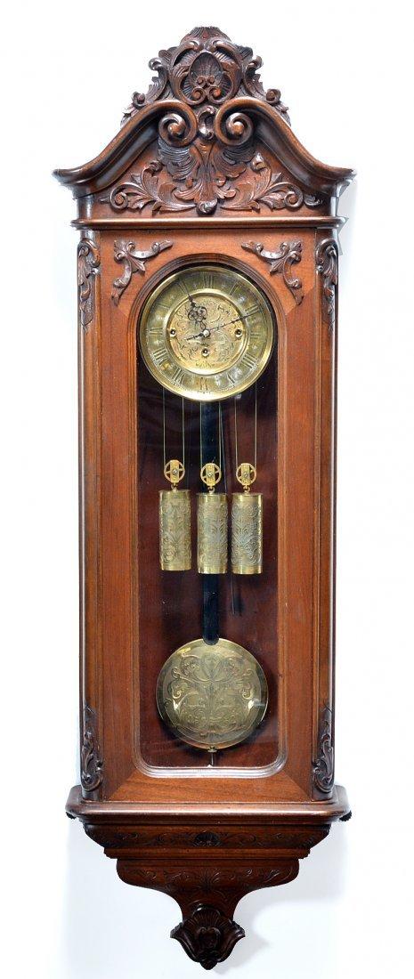 Grand Baroque Grand Sonnnerie Vienna Regulator