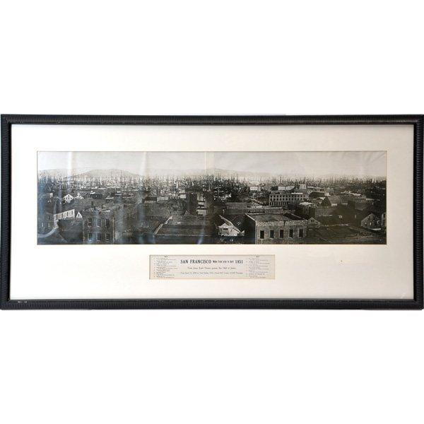 San Francisco Waterfront Photograph Print,