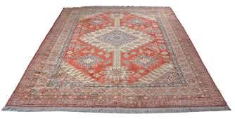 """Persian roomsize carpet, 11' x 9'4"""""""