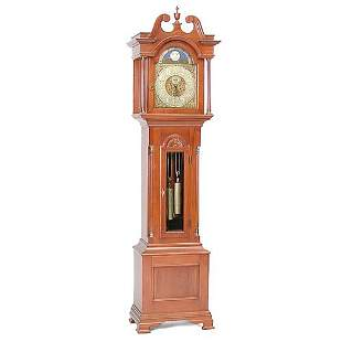 Waterbury Tall Clock.