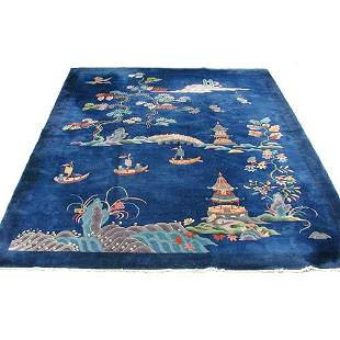 Chinese Room Size Carpet.