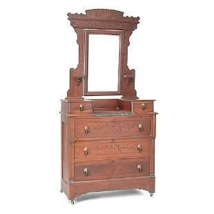 Eastlake Victorian Dresser.