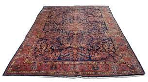"""Persian roomsize carpet, 11'8"""" x 8'2"""""""