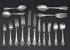 Wallace Grand Baroque Sterling Silver Flatware
